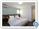 Duo Legian Hotel - King Size Bedroom